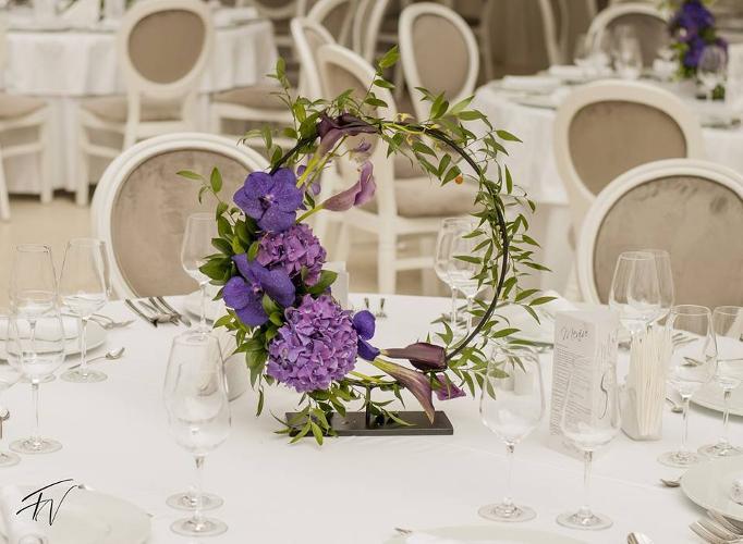 Decoratiuni Florale Nunta Pret Bogadi Mariage Aranjamente Si