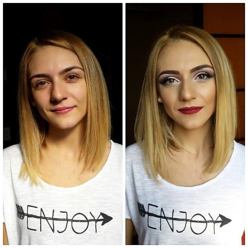 Larisa Make Up Artist Are Oferte Pentru Machiaj Mireasa Din Oradea